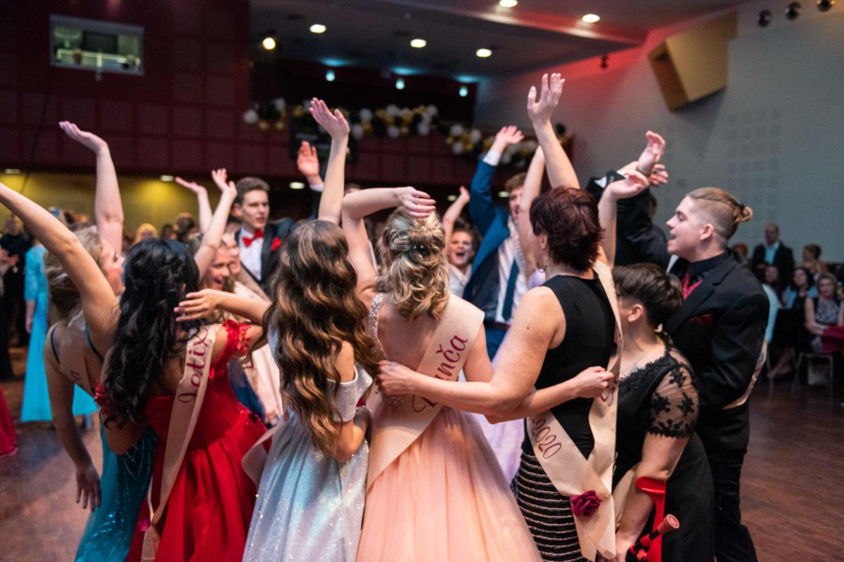 Ples střední zdravotnické školy Turnov 2020